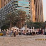 Hilton Dubai Jumeirah Resort Foto