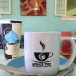 Bean Tree Coffee House (Formerly Spruce Tree Espresso House) Foto