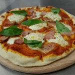 Fresh home made italian pizzas
