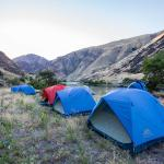 All inclusive adventures - camping equipment included