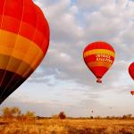 Outback Hot Air Ballooning, Alice Springs