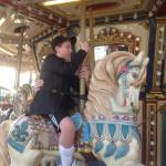 Good old reliable, Merry go Round!