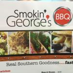 Smokin' George's BBQ Foto