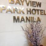Bayview Park Hotel Manila Foto