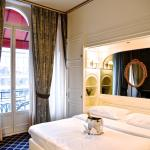 Carlton Lausanne Boutique Hotel Foto
