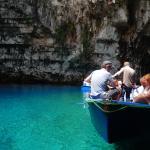 Melissani Cave Photo