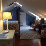 large room on 3rd floor with 2 queen beds & 2 baths