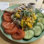 Chicken Salad!! super yummy
