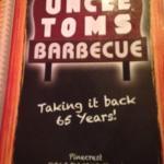 Foto van Uncle Tom's Barbeque