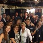 A great night at the Royal Dog & Duck