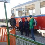 Kindereisenbahn, Budapest Foto