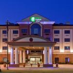Foto de Holiday Inn Express Hotel & Suites Montgomery/Boyd Cooper Parkway