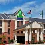 Welcome to the Holiday Inn Express & Suites Sulphur (Lake Charles)