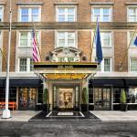 Hotel Entrance Day
