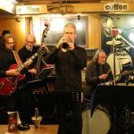 Noche de jazz en Hamburgo