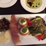 Antipasto Plate - Delicious!