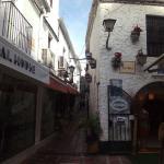 Marbella Historic centre
