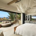 Oceanview Bedroom Terrace Spa Suite
