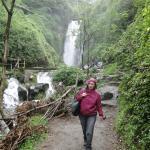 Peguche Waterfall-bild