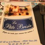 Photo de La Pate Brisee