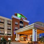 Foto di Holiday Inn Express Hotel & Suites Guthrie-North Edmond
