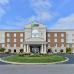 ‪Holiday Inn Express & Suites Terre Haute‬