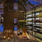 Wine Cellar At The Dining Room