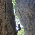 Adam's Rock climbing school Foto