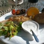 Restaurante  Jardin Tropical