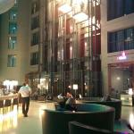 Photo de Radisson Blu Hotel, Berlin