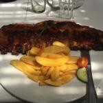 Ribs and the eisbein