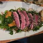Ahi Salad - great flavors