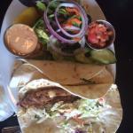 Ahi Ahi Fish Tacos