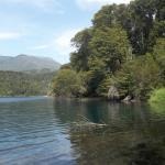 Lago Steffen, caminata desde el camping