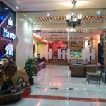 Photo de Hotel Hampi International
