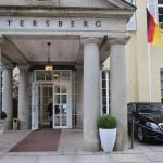 Das Steigenberger Grandhotel Petersberg in Königswinter bei Bonn