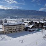 Alpen Adria Hotel - Nassfeld Presseggersee Ski im Winter