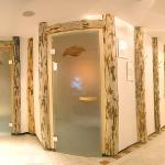 Sauna Area - Gletscherbrunnen