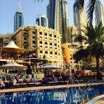 Foto de Westin Dubai Mina Seyahi Beach Resort & Marina