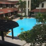 Banyan villa pool