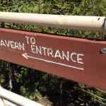 Photo de Carlsbad Caverns Natural Entrance Tour