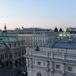Hotel Bristol Vienna Foto