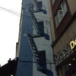 Foto de Tintin Mural Painting