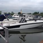 Fun fishing charters are available at nearby marina