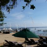 Cocos Beach Restaurant, Novotel Bali Benoa Foto