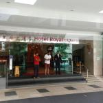 Hotel Royal at Queens Foto