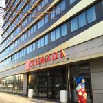 RAMADA Hotel Berlin Alexanderplatz Foto