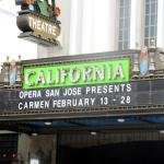 California Theatre, San Jose, Ca