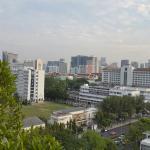 Piscine vue sur bangkok