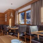 Aussicht Frühstückszimmer